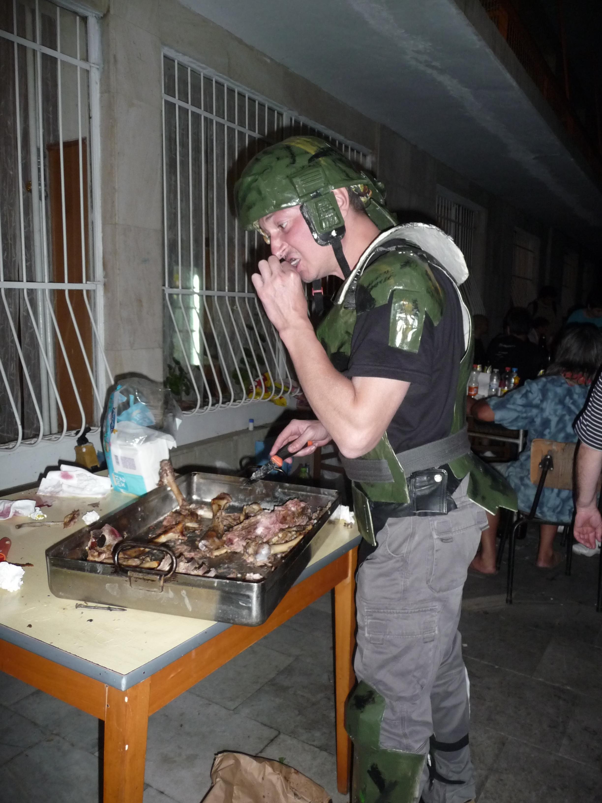 Гладен войник